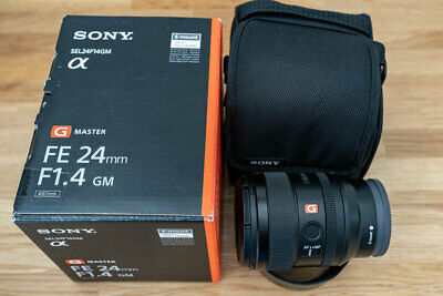 Sony FE 24mm F 1.4 GM G-meister E-mount (SEL24F14GM)