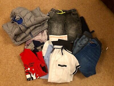 Boys Clothes Bundle Age 7-8 Years. Next, River Island