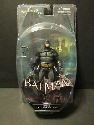 "Batman Arkham City Hush 7/"" Figure Series 2 DC Comics Sold Out New MOC Mint"