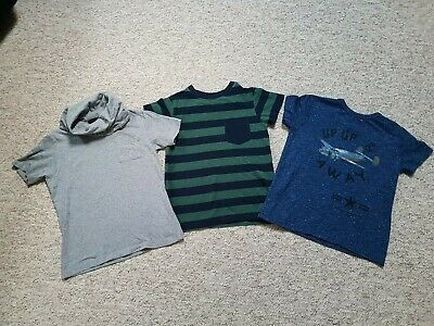 Boys T-shirts From Next Age 5 Year's