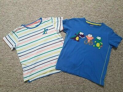 Boys Tshirt set From Next.age 5- 6 Year's