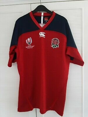 Men's England Rugby World Cup Japan 2019 Canterbury Alternate Pro Shirt