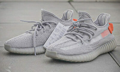 Adidas Yeezy Boost 350 V2 Tail Light - UK10.5 - DS