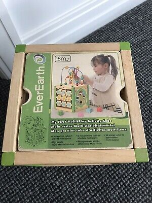 Ever Earth My First Multi-Play Activity Cube