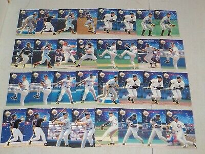 1998 Topps Stars Baseball All Serial #d Lot of 360 Cards w/ Jeter, Griffey, 825