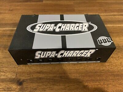 BBE Supa-Charger Guitar Pedal Power Supply