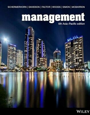 Management 6th Edition Asia Pacific Ebook