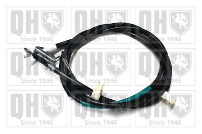 VW CADDY 1.9D Handbrake Cable Rear 04 to 08 Hand Brake Parking QH VOLKSWAGEN New