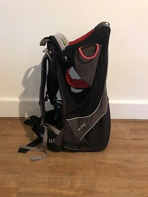 Little Life 'Cross Country' Baby/Childs Rear Carrier/Back Pack