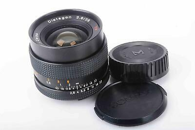 Contax 28mm 2.8 T* Distagon Carl Zeiss AE Lens 6520434