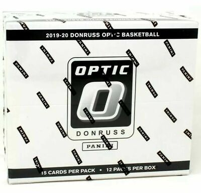 2019-20 Panini Donruss Optic Basketball Multi-Pack Cello Box 🔥