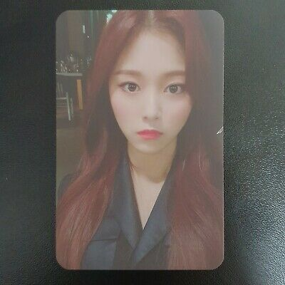 Hyunjin - Official Photocard Loona 2nd Mini Album Hash # Monthly Girl Kpop