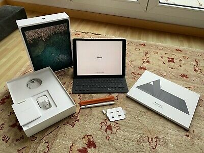 "Apple iPad Pro 12,9"", 2. Gen. 256GB, WLAN, Cellular WIE NEU mit Apple Care !!!"