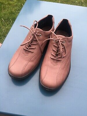 HOTTER  Ladies Shoes Comfort Concept Leather Size 7.5 41 New No Box
