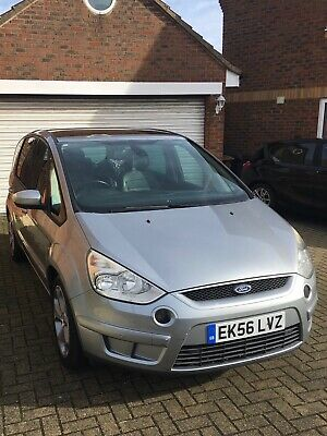 Ford S Max Titanium 2.0tdci (56) 7 Seater Manual Long MOT and FSH