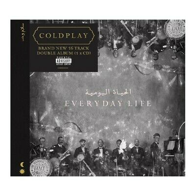 Everyday Life by Coldplay CD Album Brand New Sealed