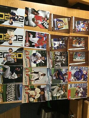 2020 Topps SERIES 1 Baseball INSERT LOT OF 20 CARDS OHTANI, GUERRERO JR