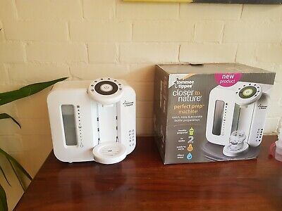Tommee Tippee Perfect Prep Machine - White- fab condition
