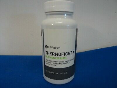 Thermofight X - It Works! - 60 Gélules - 03/2021