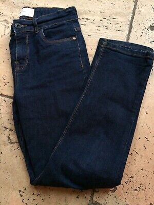 H&M Indigo Denim Skinny Jeans boys age 13-14 Slim Fit VGC