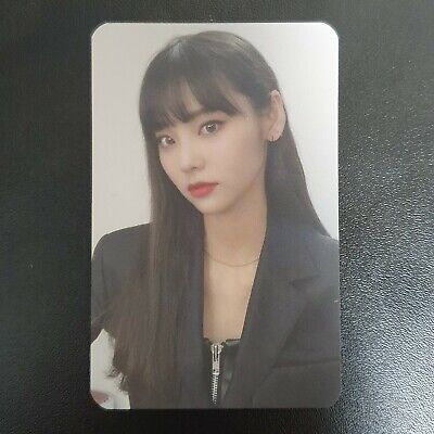Jinsoul - Official Photocard Loona 2nd Mini Album Hash # Monthly Girl Kpop