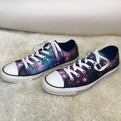 *Converse Galaxy* All Star Sneakers GREAT CONDITION- Unisex Women-10 Men-8