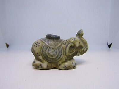 Chinese antique blue and white porcelain water dropper  - Hoi an hoard - Ming