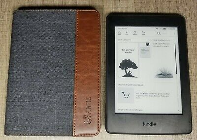 Amazon Kindle Paperwhite 3rd (7th generation) 6in, 4GB, Black, WiFi, eReader