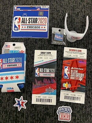 2020 Nba All-Star Game Package  ,Tickets