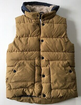 Boys Next Padded Gillet, Age 16yrs