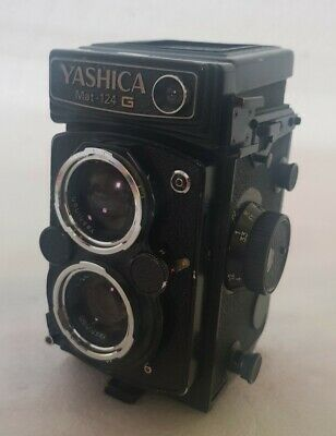 YASHICA MAT-124 G - Twin Lens Camera - for Repair or Spares