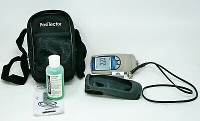 Positector Utg Ultrasonic Thickness Gauge With Sensor