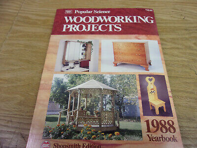 Woodworking Projects - Popular Science - 1968