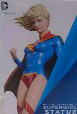 DC Collectibles Comics Cover Girls supergirl statue super girl figure
