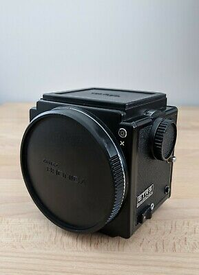 Zenza Bronica ETRS Medium Format Film Camera Body Only 645 120 ETR