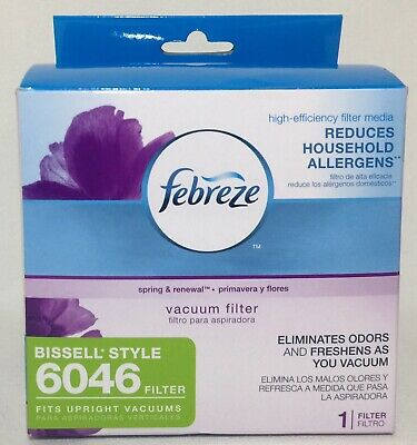 FEBREZE VACUUM FILTER-BISSELL EASY VAC /& POWERFORCE 23T7V COMPACTS 11581