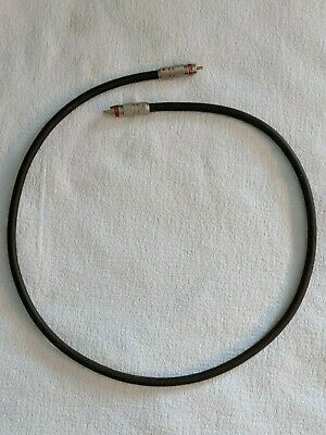 Audioquest Interconnect Cable, 1 Meter Length