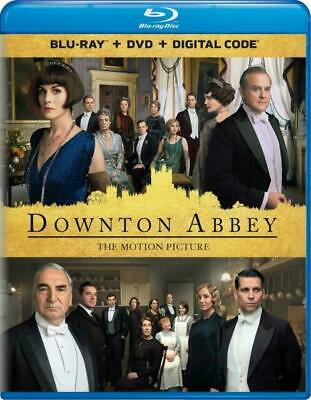 Downton Abbey (Blu-Ray/Dvd/Digital)