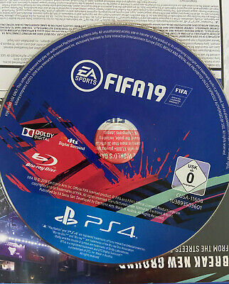 FIFA 19 - Standard Edition (Sony PlayStation 4, 2018) - fully working!