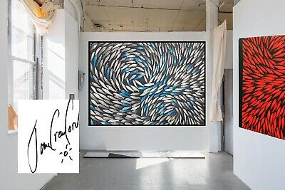 Art Original Painting artwork Oil  Fish Made To Order Australia hand painted