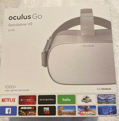 Oculus Go Virtual Reality Headset - 32GB.  With Free Shipping.