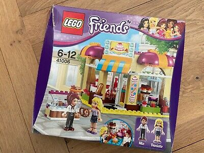 LEGO FRIENDS FIGURES ANIMALS CAT PUPPY HOURS BAKERY VALENTINES BIKE AND MORE