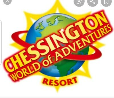 4 Chessington Tickets Sun Savers 28th May. EMAILED DIRECT
