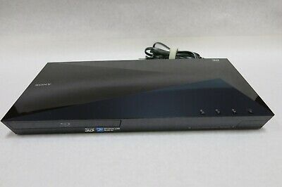 Sony BDP-S5100 Blu Ray DVD CD Player Built in Wireless LAN 3D Blu ray tested