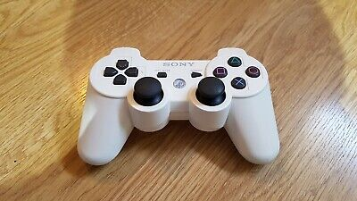 DualShock 3 Sony PlayStation PS3 Dual Shock Controller Genuine Official White