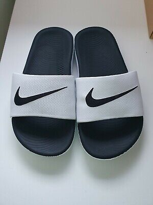Kids Nike Sliders Sandals Pool Shoes Size 11.5