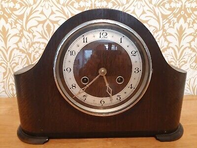 Anvil Mantle Clock. Untested Requires Attention