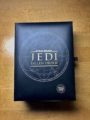 Star Wars Jedi Fallen Order Deluxe Edition (Light Up Collectors Box) PS4
