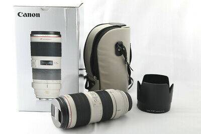 Canon EF 70-200mm f/2.8L IS II USM - TOP Zustand!