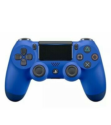 PS4 Controller DualShock 4 Wireless for Sony PlayStation 4 in Blue (NEW)